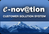 e-nov@tion Customer Management System